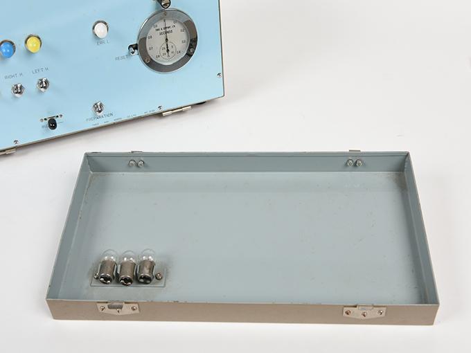 重複作業反応検査器重複作業反応検査器2点一式の2付属品あり、重複作業反応検査器(付)、重複作業反応検査器の付属品11