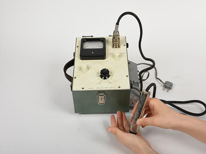 温度感覚検査器
