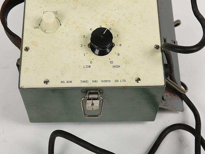 温度感覚検査器10
