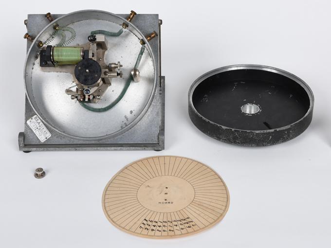 ランシュブルク式記憶実験器