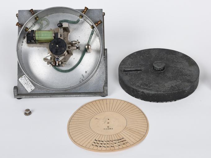 ランシュブルク式記憶実験器2