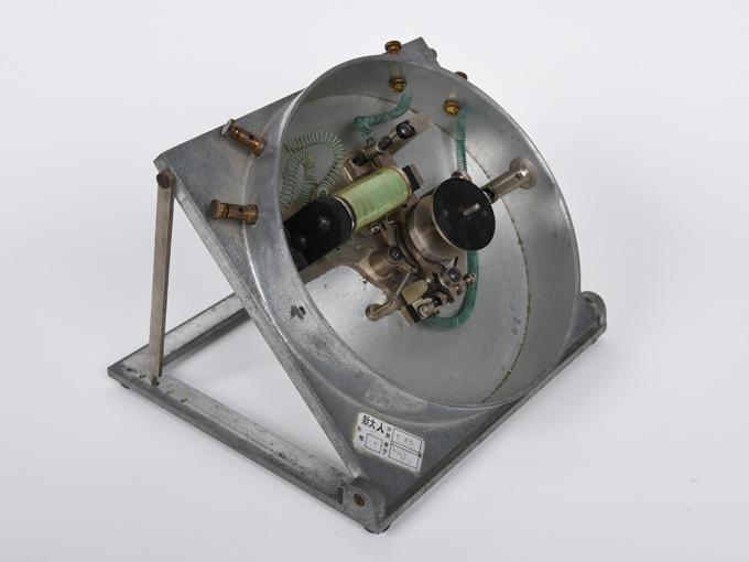 ランシュブルク式記憶実験器6
