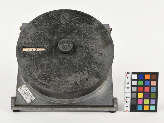 ランシュブルク式記憶実験器16