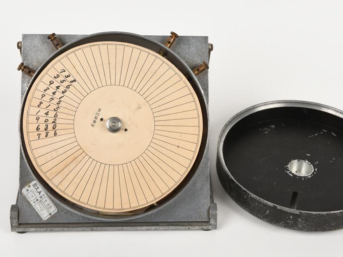 ランシュブルク式記憶実験器20