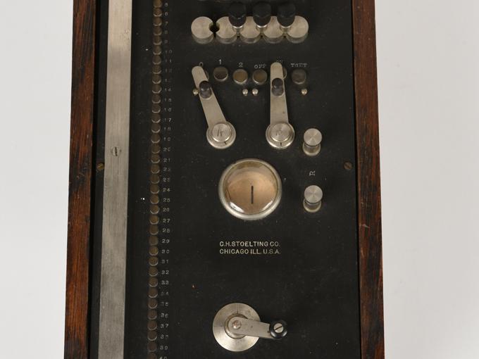 シーショア式聴覚計オージオメーター5