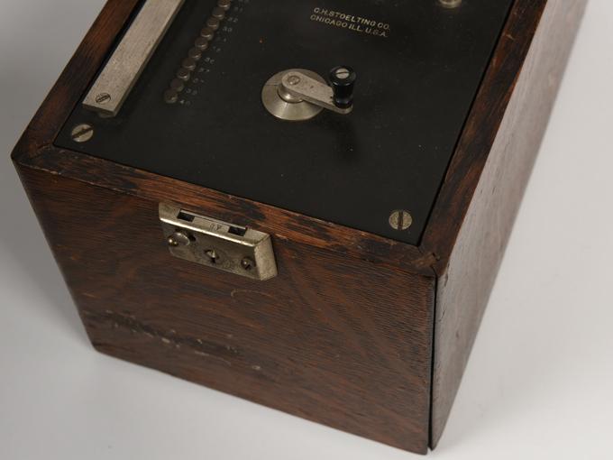 シーショア式聴覚計オージオメーター6