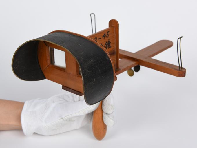 実体鏡ステレオスコープ