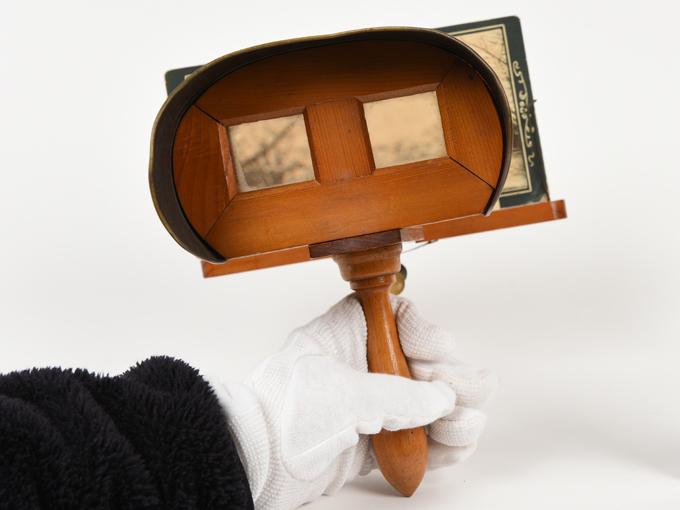 実体鏡ステレオスコープ9