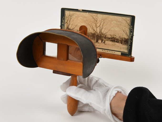 実体鏡ステレオスコープ11