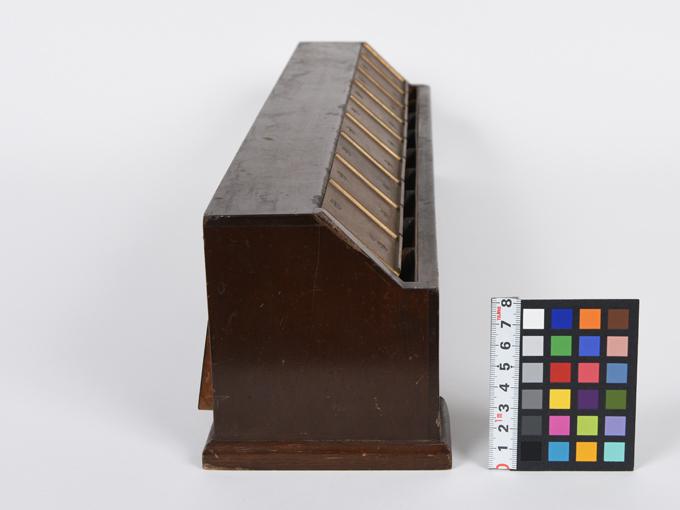 言語検査器精神反応検査器カード分類検査器6