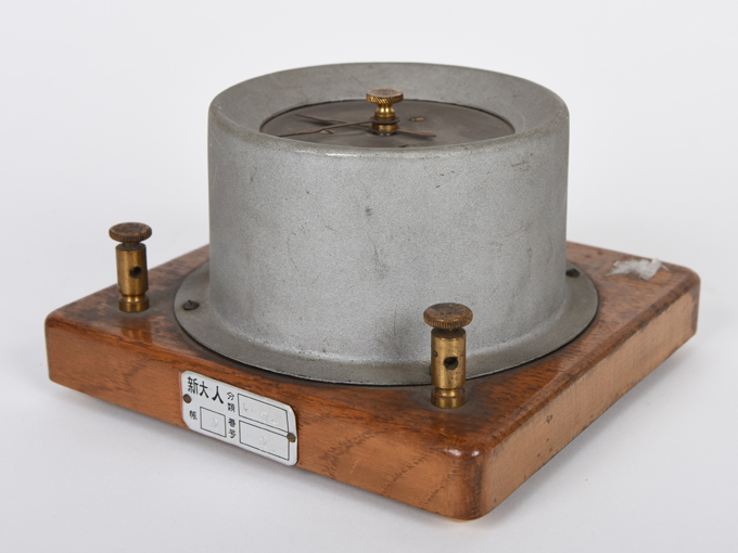 電気計数器タッピング2