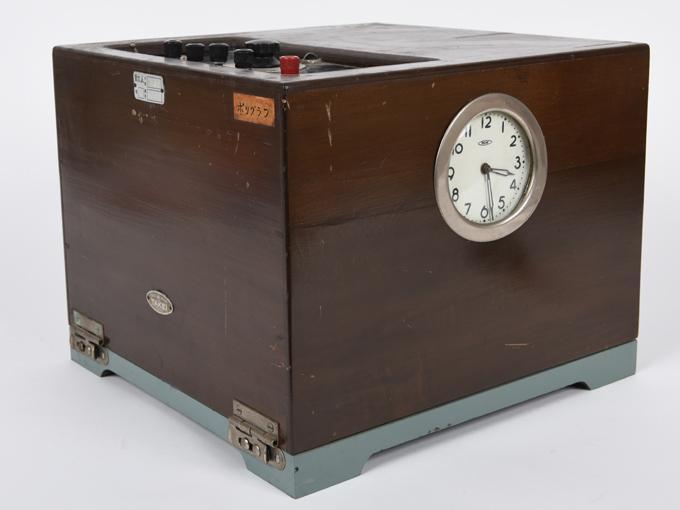 ポリグラフ電気破壊式複合記録器2