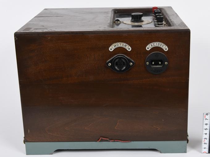 ポリグラフ電気破壊式複合記録器6