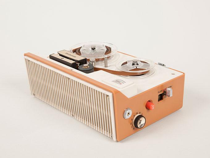 テープレコーダーBelsona TRQ-399オープンリール式ポータブルテープレコーダー4