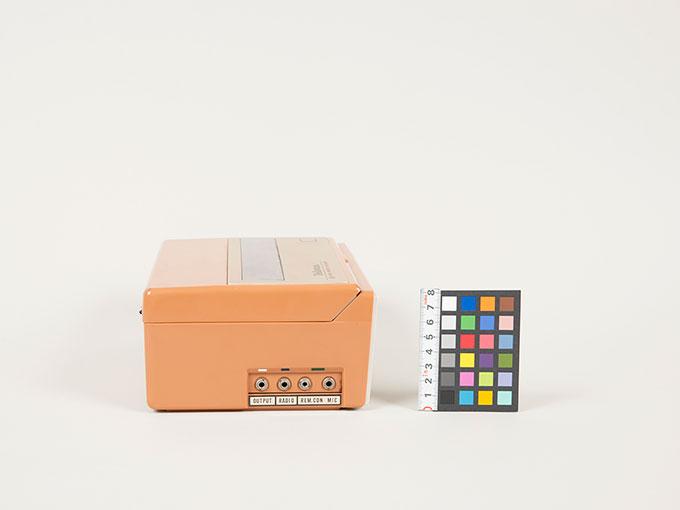 テープレコーダーBelsona TRQ-399オープンリール式ポータブルテープレコーダー8