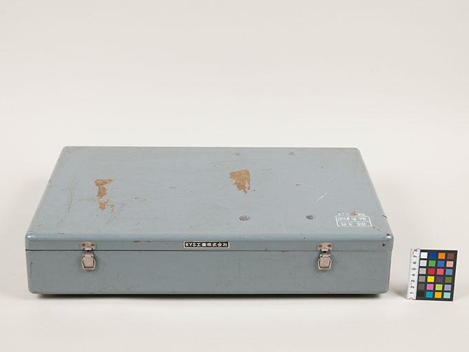 筆圧・筆速測定器2