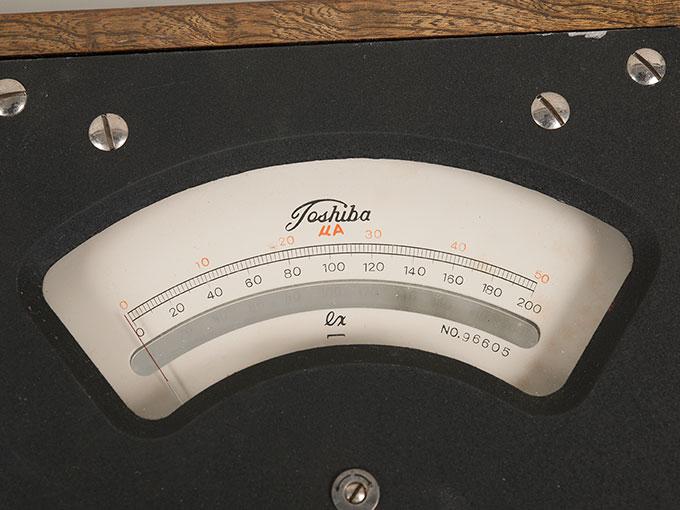 照度計東芝照度計第五号型6