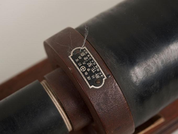 滑動感応器Schlitteninduktions Apparat nach Du Bois-Reymond, 最小可聴音検査器(横型) デュボアレーモン滑走聴覚計7