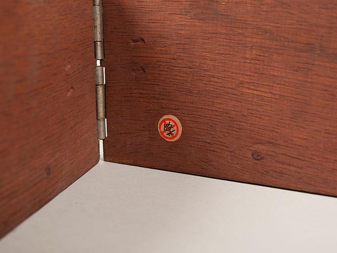 滑動感応器Schlitteninduktions Apparat nach Du Bois-Reymond, 最小可聴音検査器(横型) デュボアレーモン滑走聴覚計11