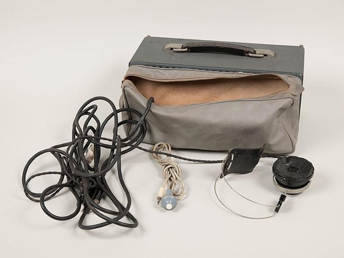 オージオメータPA-1B Audiometer6