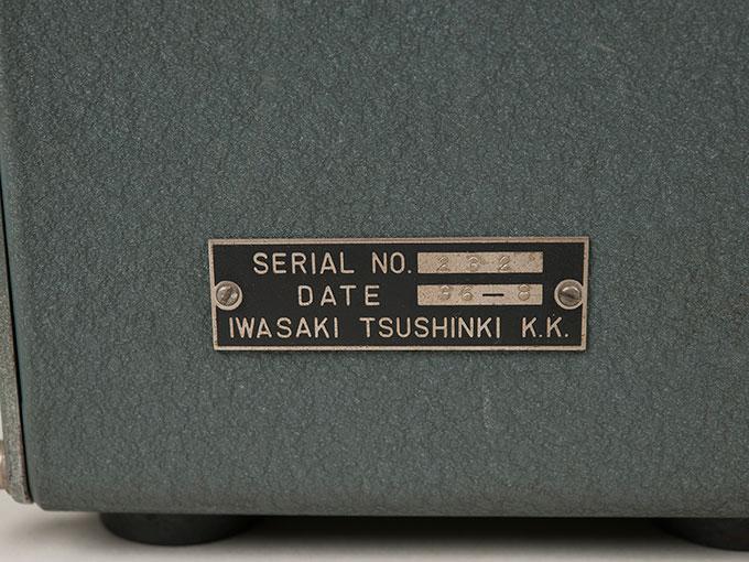 オージオメータPA-1B Audiometer7