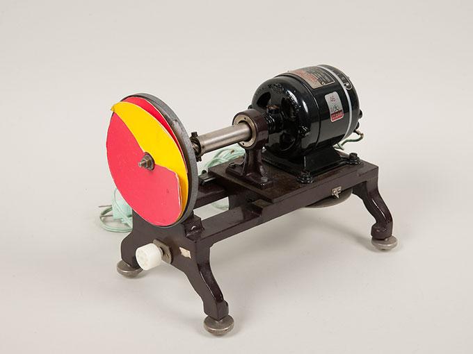 電動混色器セクター可変電動混色器