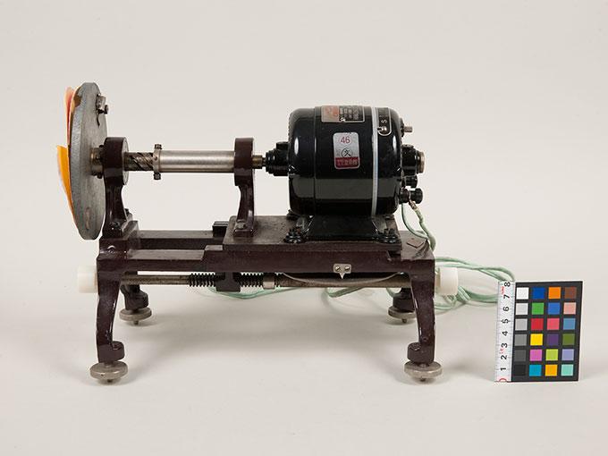 電動混色器セクター可変電動混色器4