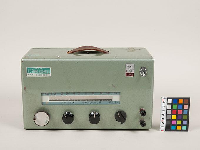 信号発生器R-C Signal Generator OCR-272
