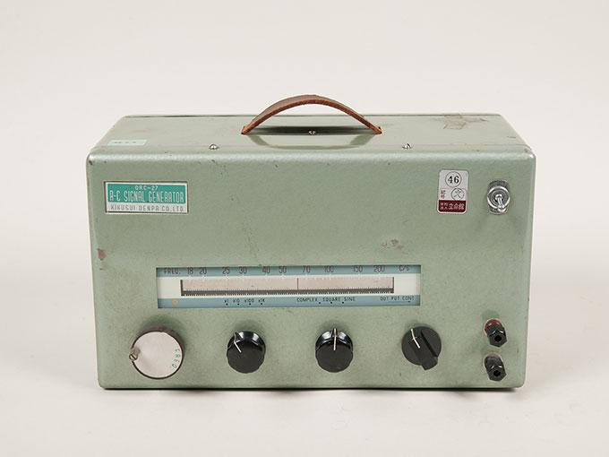 信号発生器R-C Signal Generator OCR-276