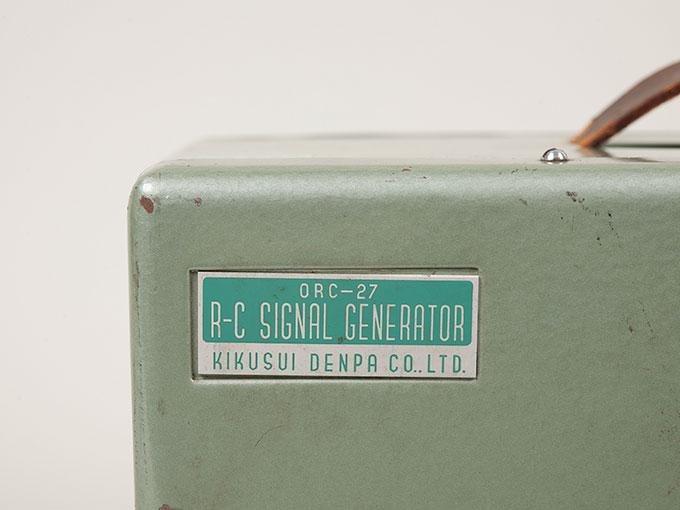 信号発生器R-C Signal Generator OCR-2710