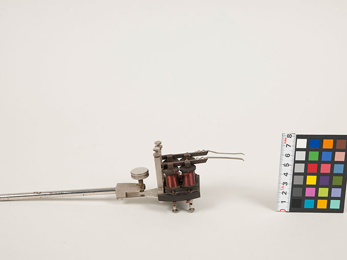 カイモグラフ用記録ペン、マーカーカイモグラフ附属装置3