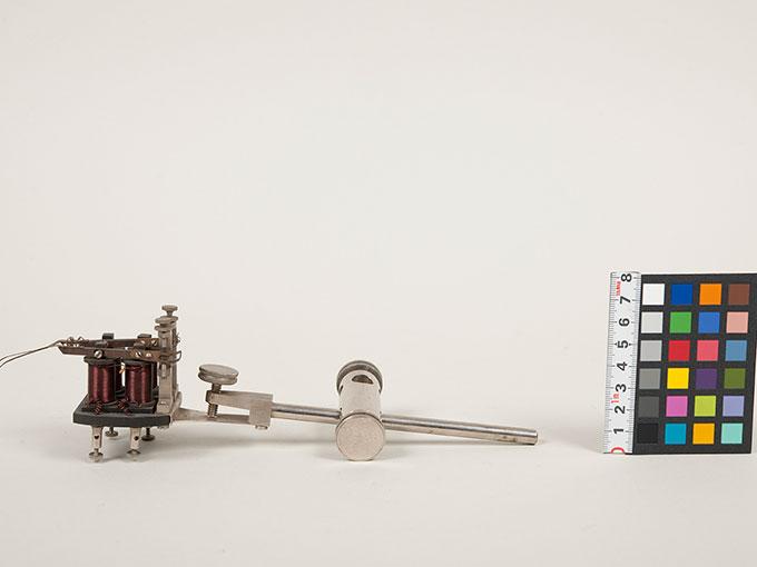 カイモグラフ用記録ペン、マーカーカイモグラフ附属装置18