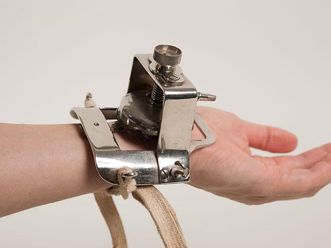 脈拍記器カイモグラフ附属装置4