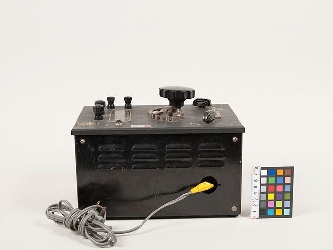 整流器セレン整流萬能電源器6