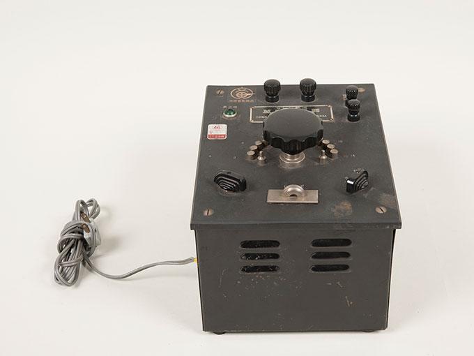 整流器セレン整流萬能電源器7