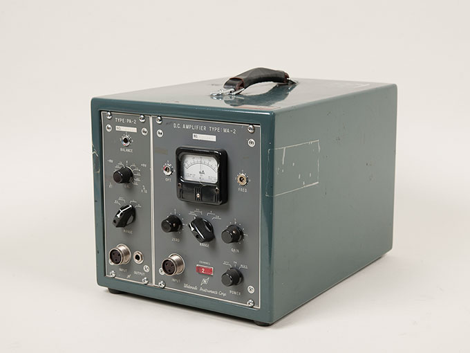 直流増幅器D.C. Amplifier Type MA-21