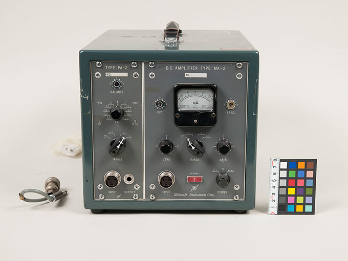 直流増幅器D.C. Amplifier Type MA-23