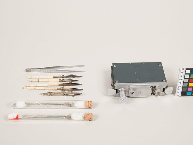 ガルバノメータペン書きオシロ用ガルバノメータ