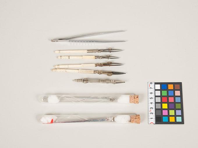 ガルバノメータペン書きオシロ用ガルバノメータ9