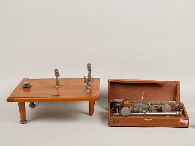 ヴントの圧秤重量弁別器圧覚天秤, Wundtの圧秤, ヴント圧計