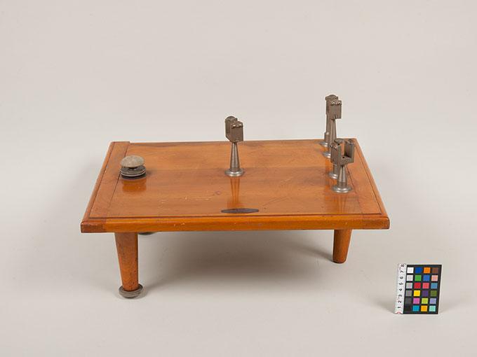 ヴントの圧秤重量弁別器圧覚天秤, Wundtの圧秤, ヴント圧計2