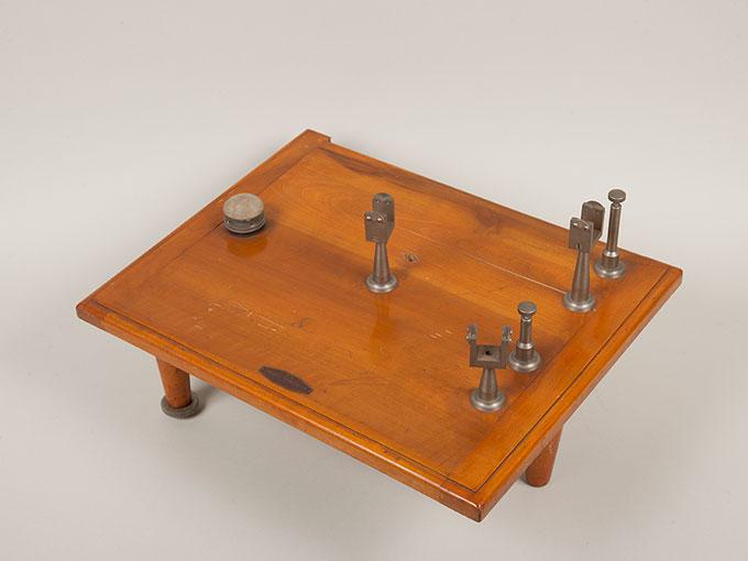 ヴントの圧秤重量弁別器圧覚天秤, Wundtの圧秤, ヴント圧計4