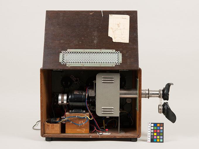 フリッカー測定器KYS Sector System Flicke Testy Apparatusフリッカー測定器5