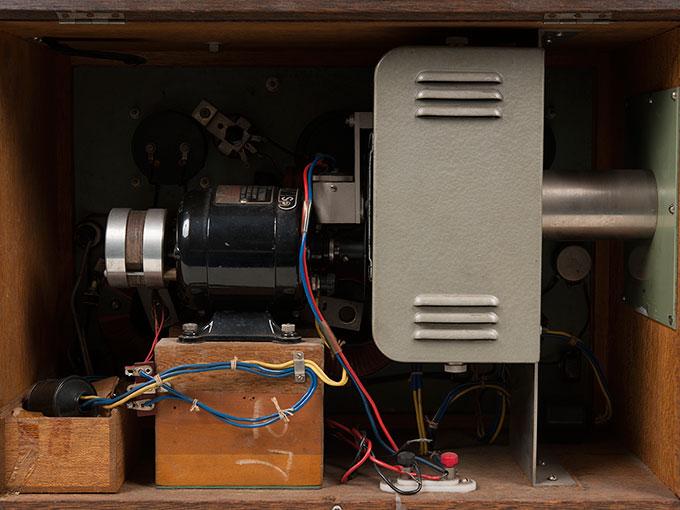 フリッカー測定器KYS Sector System Flicke Testy Apparatusフリッカー測定器7