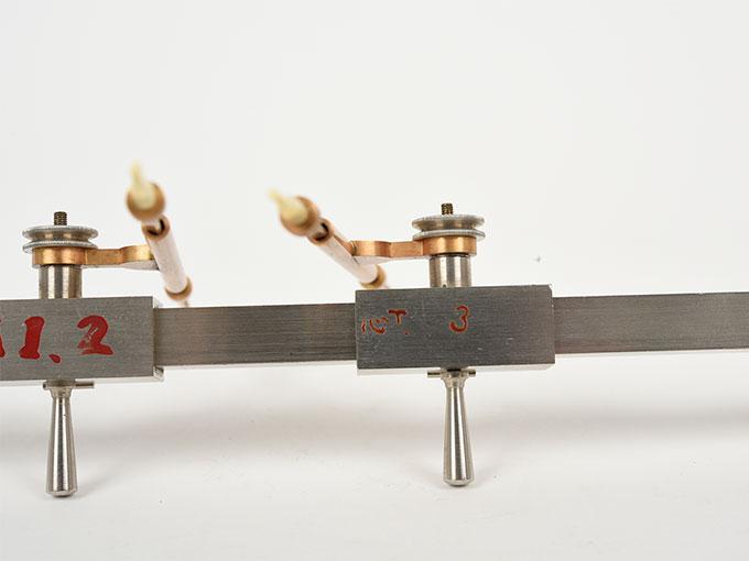 Michotteの皮膚感覚計測器Eesthesiometer de Michotte7