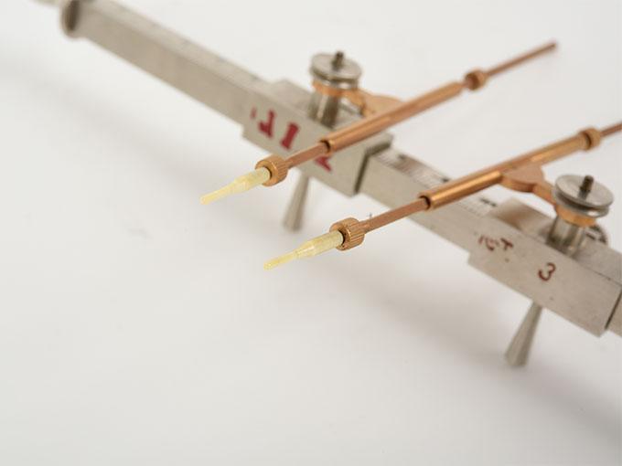 Michotteの皮膚感覚計測器Eesthesiometer de Michotte9