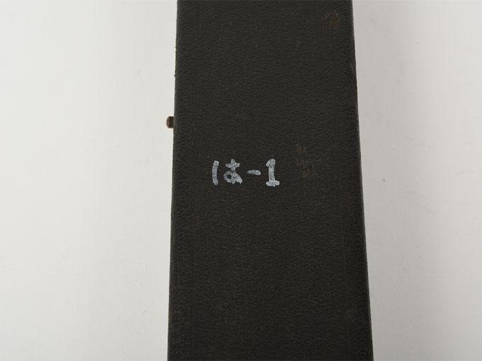 Michotteの皮膚感覚計測器Eesthesiometer de Michotte14