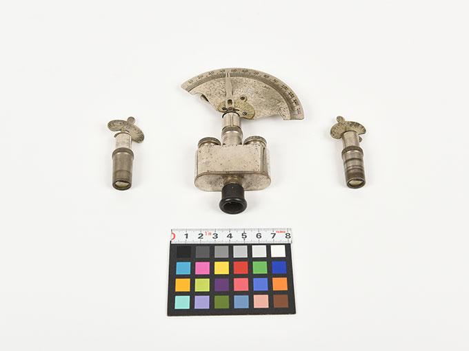 Reise tonometer/携帯型音響発生器ホルンベスデルの携帯型音響発生器Reisetonometer nach Hornbostel5