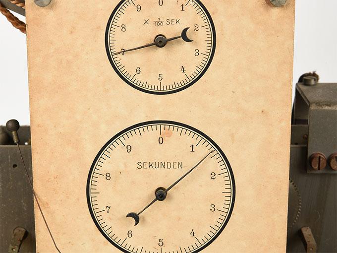 クロノグラフ大計時記時器16