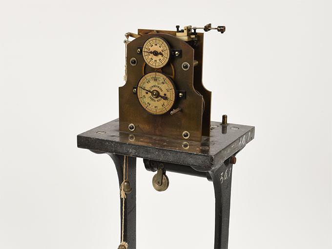 ヒップのクロノスコープChronoskop mit polaris magneten